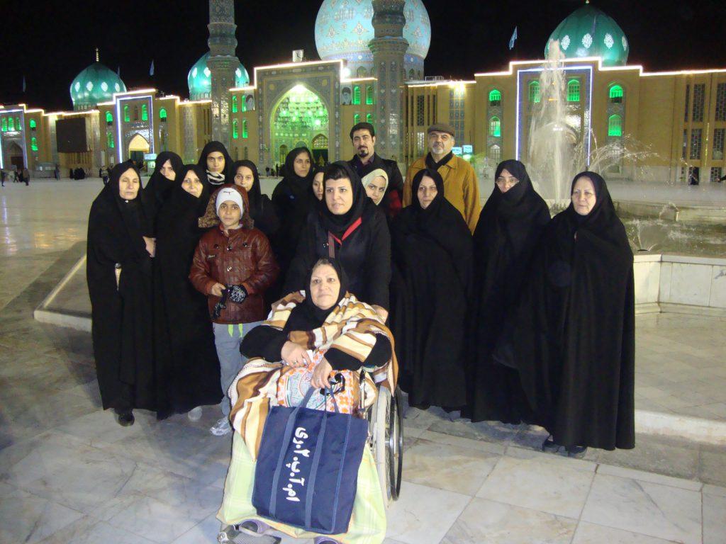 سومین سفر زیارتی بنیاد امور خیریه نیکوکاران شریف